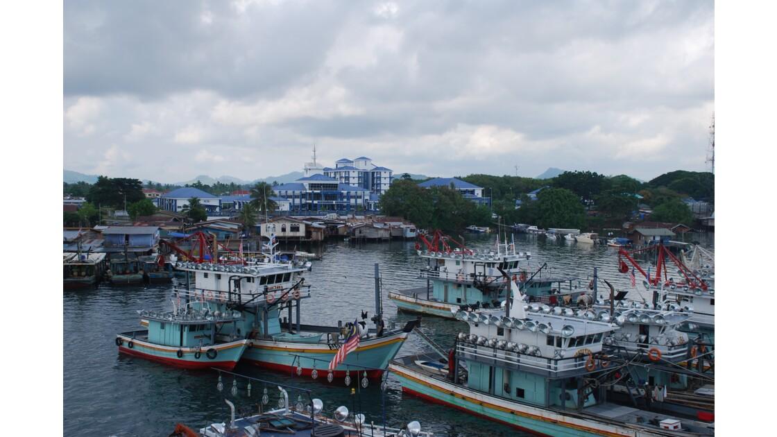 Port de Semporna