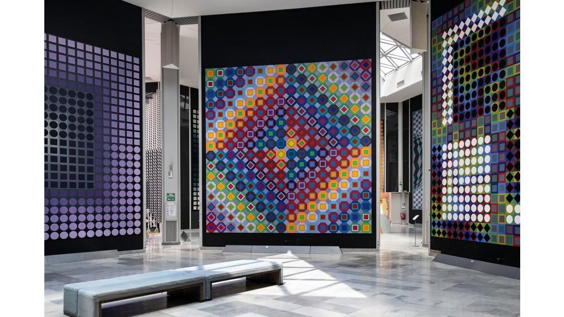 Fondation Vasarely, Aix-en-Provence