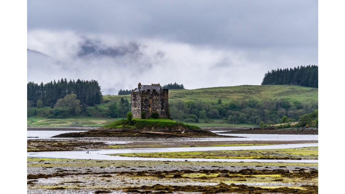 Château de Stalker - Highlands