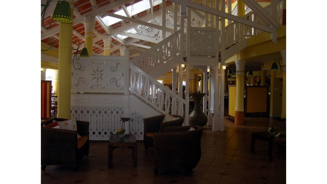 L'hôtellerie à Maurice