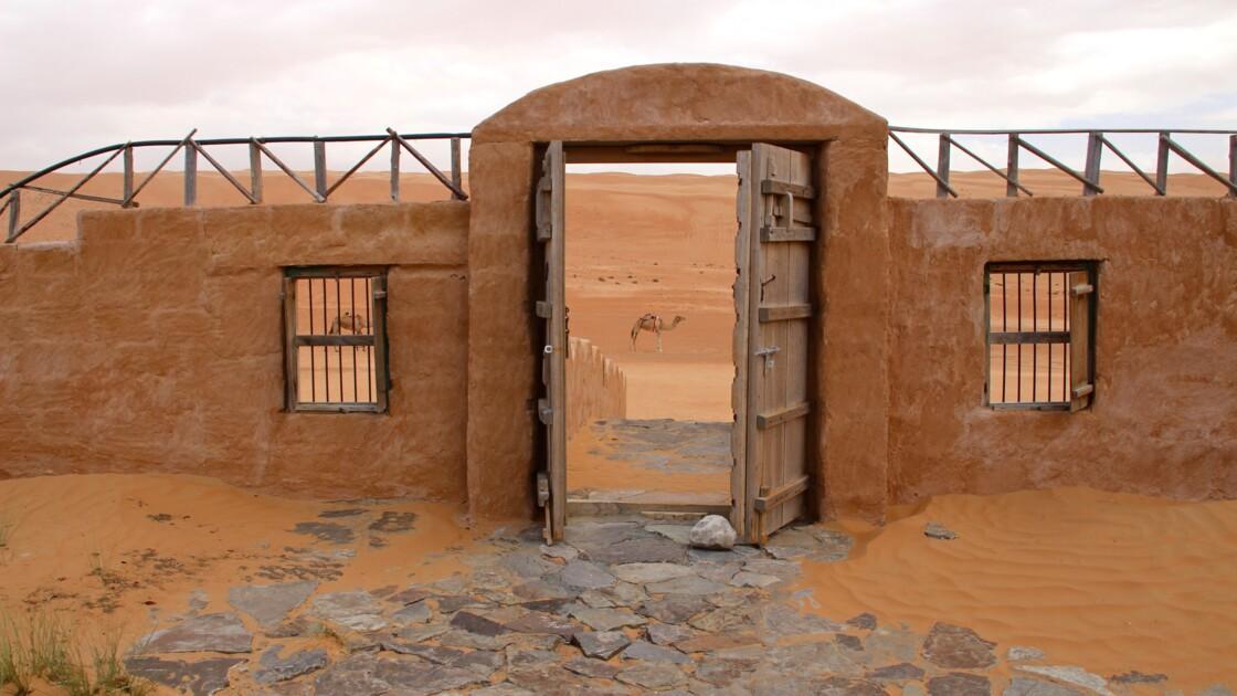 Oman- désert