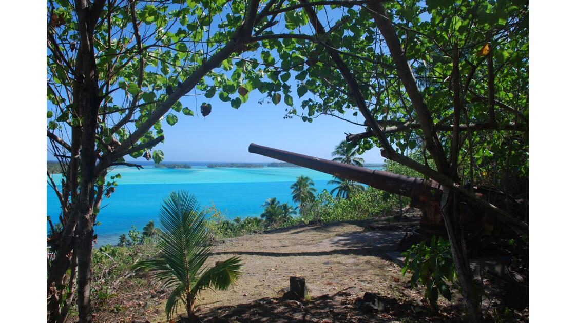 Lagon de Bora-Bora