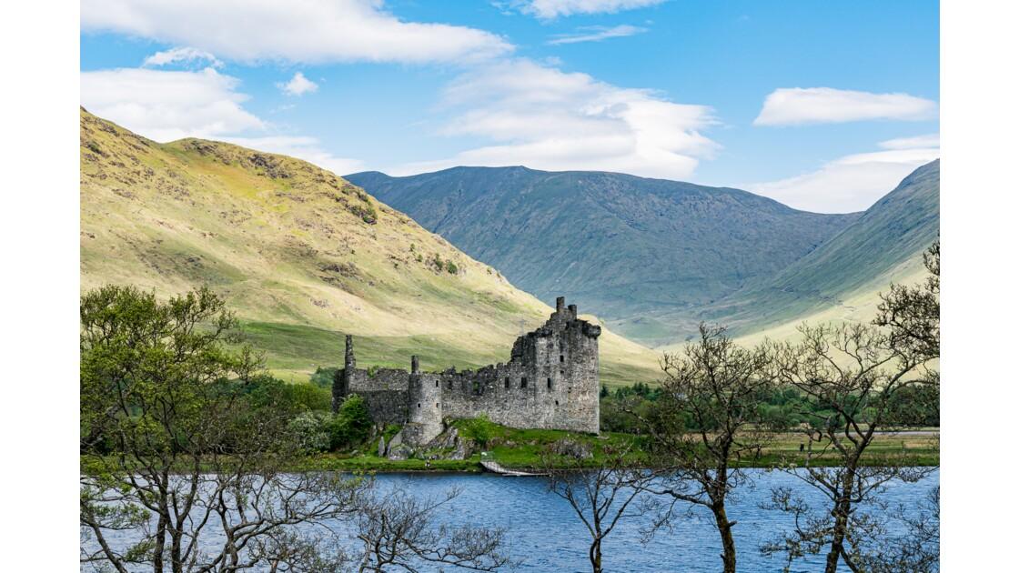 Château de Kilchurn - Loch Awe - Highlands