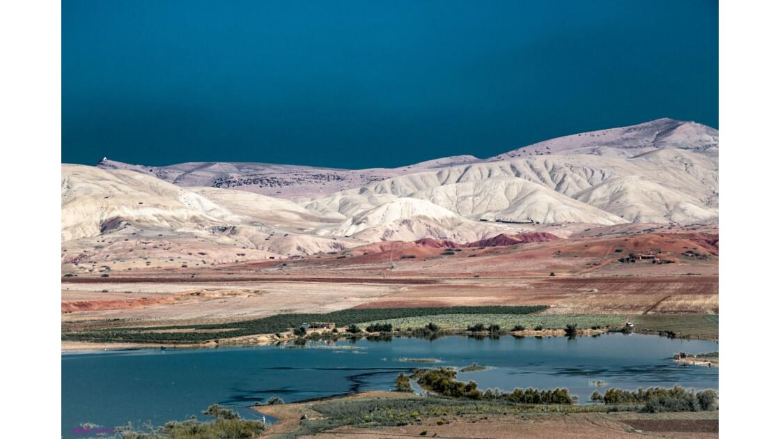 Le moyen Atlas marocain