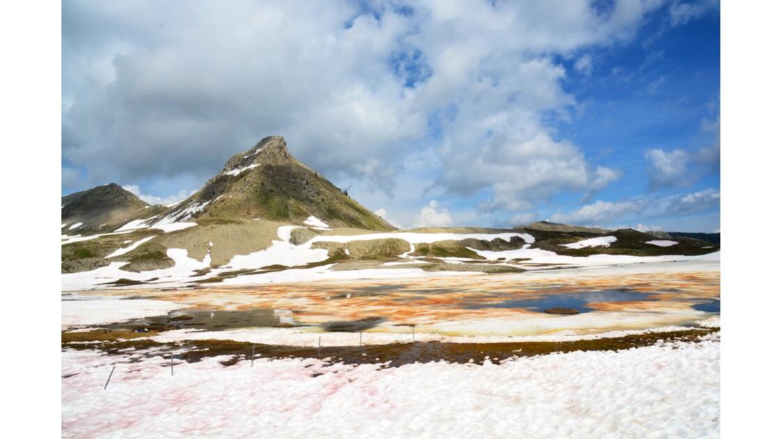 Lac Lignin Alpes de Haute Provence