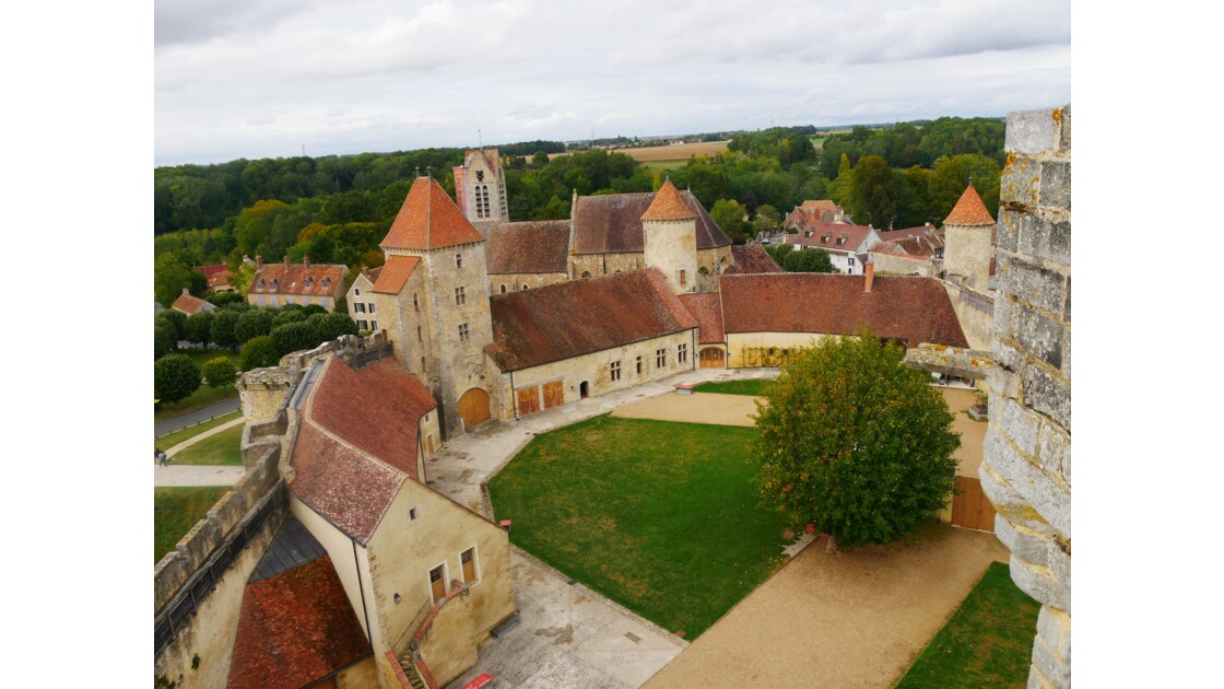 Château de Balndy-lès-Tours