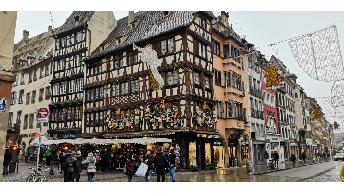 Strasbourg-Colmar
