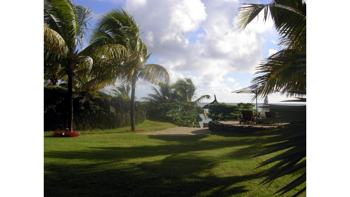 Les jardins de Maurice