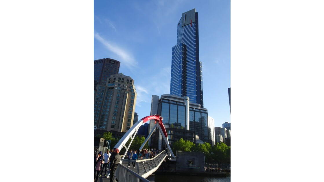 Melbourne d'aujourd'hui