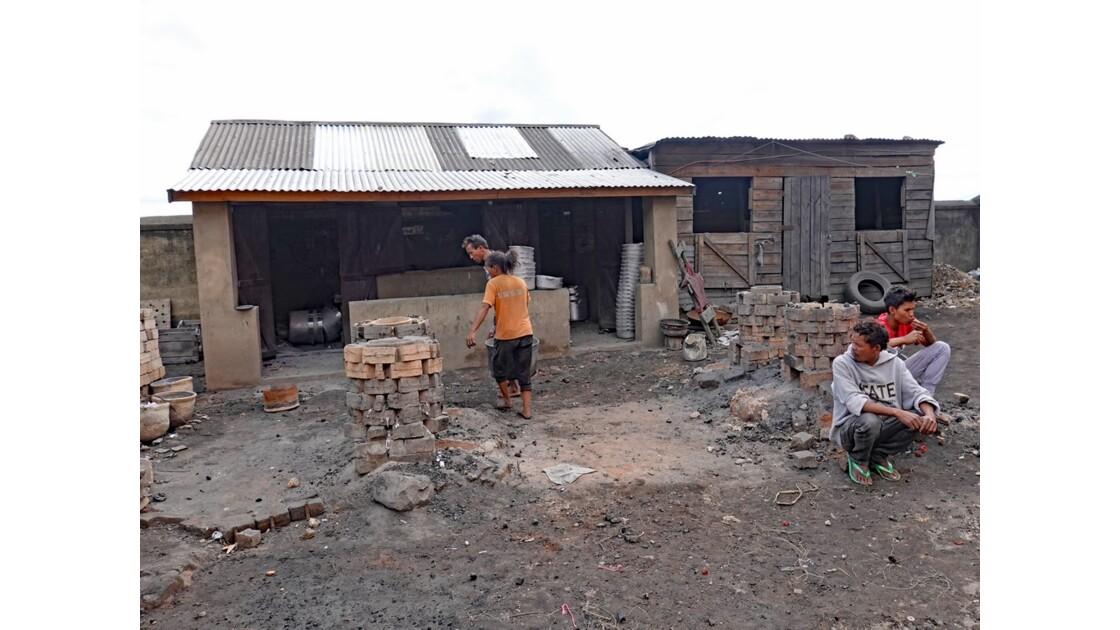 Madagascar Fonderie d'Ambatolampy 5