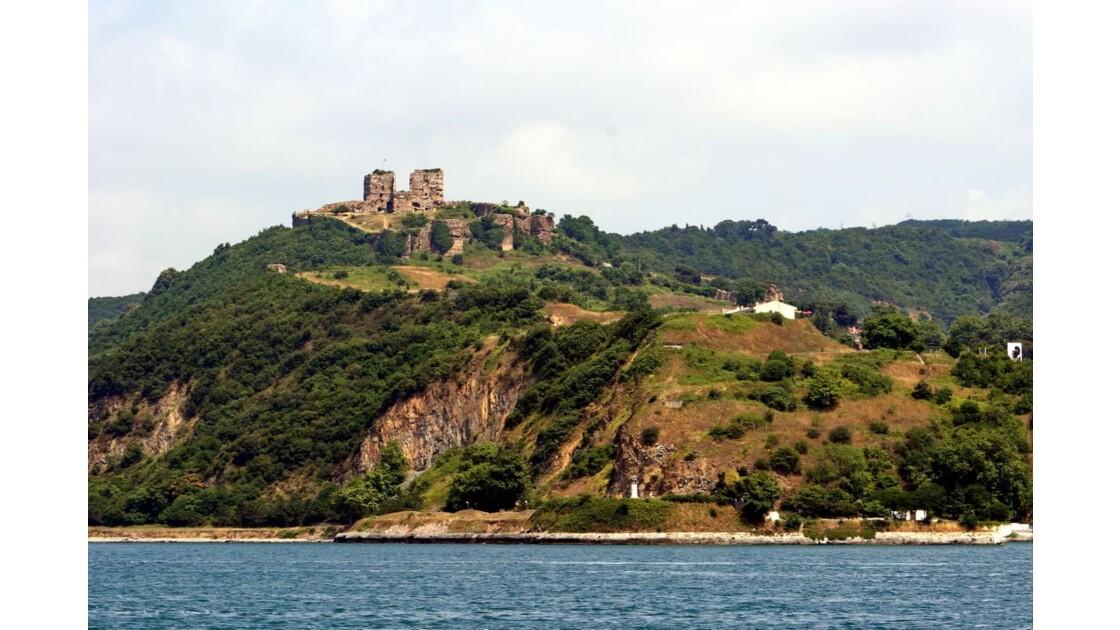 Le Bosphore, d'Istanbul à la mer Noire