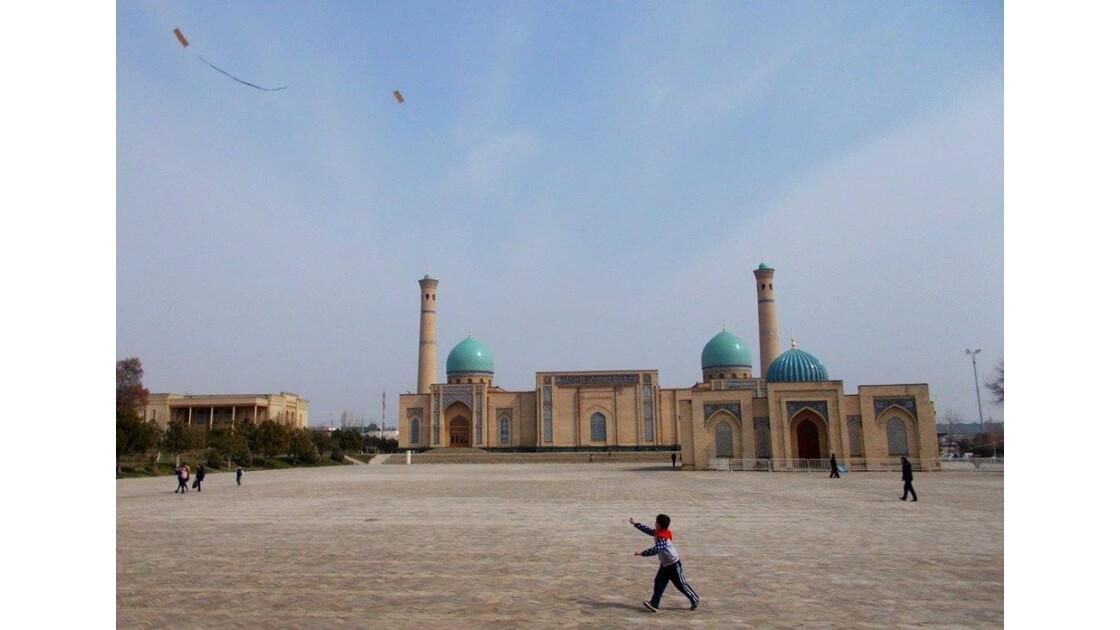 Les Cerfs-volants de Tachkent