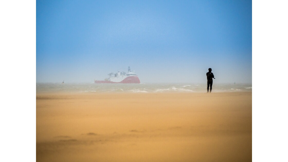 Horizon solitaire