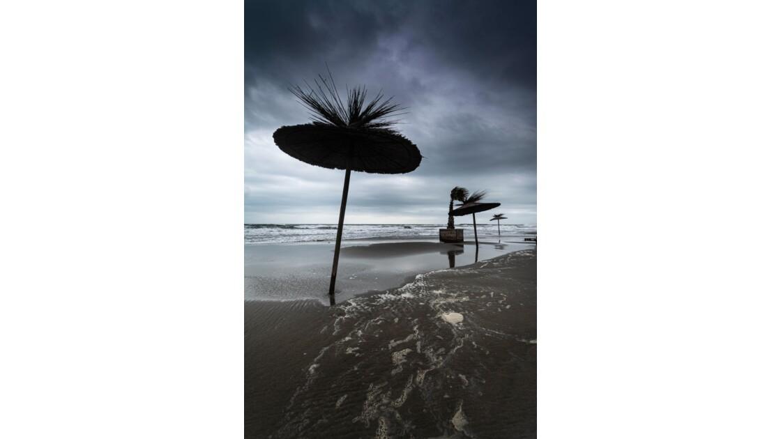 Fin de temPête aux SaintesMaries e la Mer