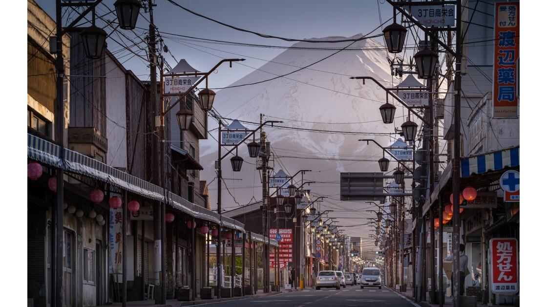 Fuji & Kawaguchiko