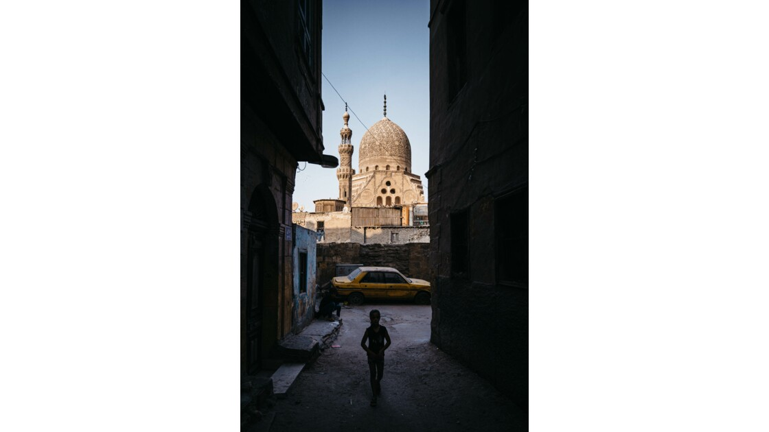 A djinn in the backstreets of Cairo's City of the Dead