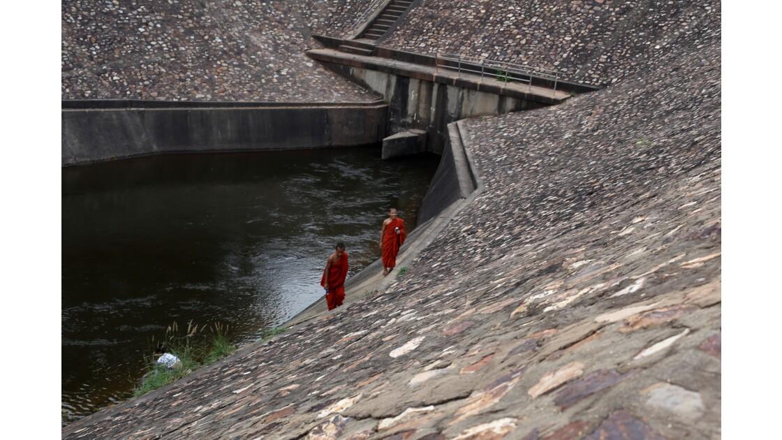 Monks, Siem Reap, Cambodge