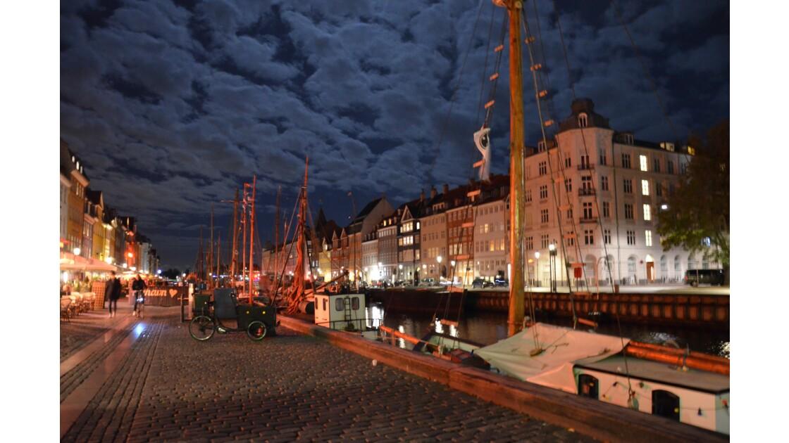 Nuit sur Copenhague