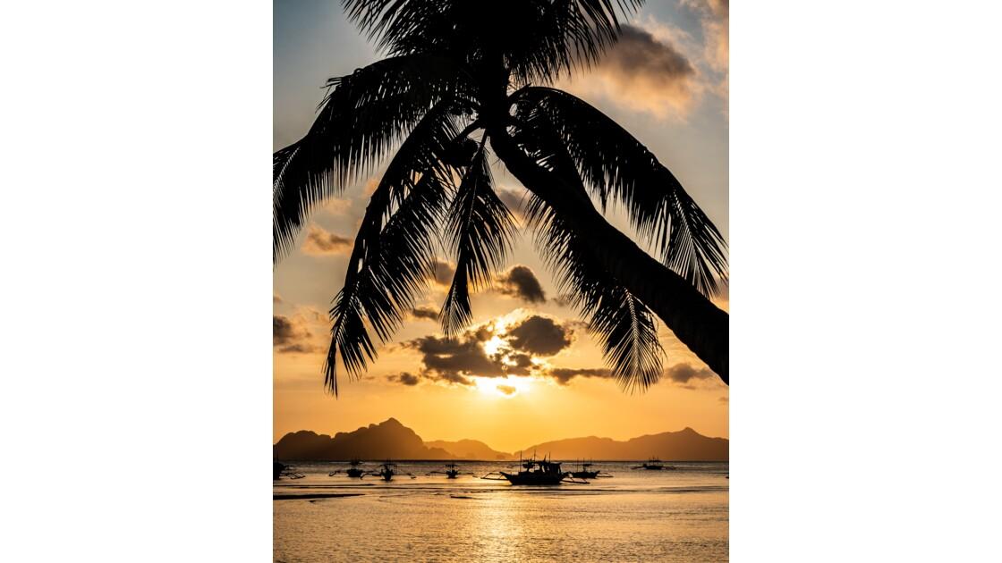 Photo carte postale - Corong-Corong