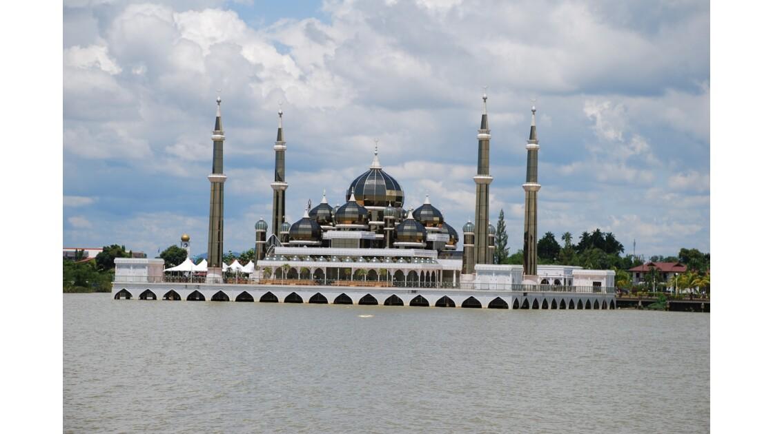 Mosquée de crystal