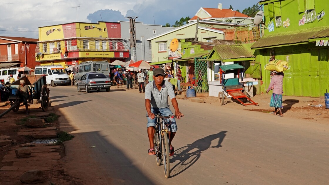 Madagascar Banlieue d'Antananarivo 1