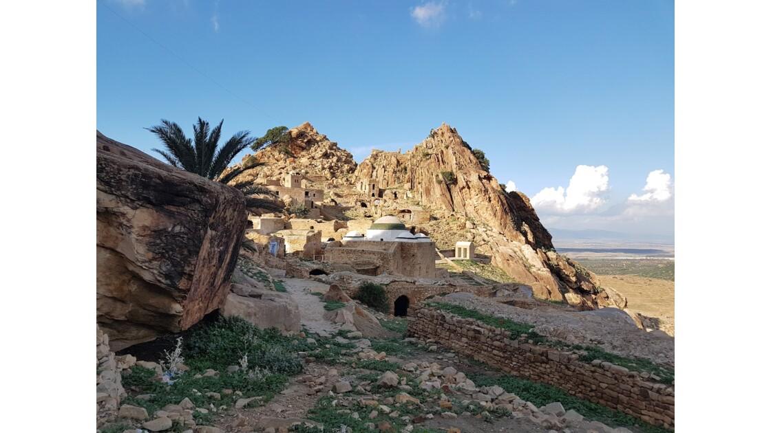Zriba Village