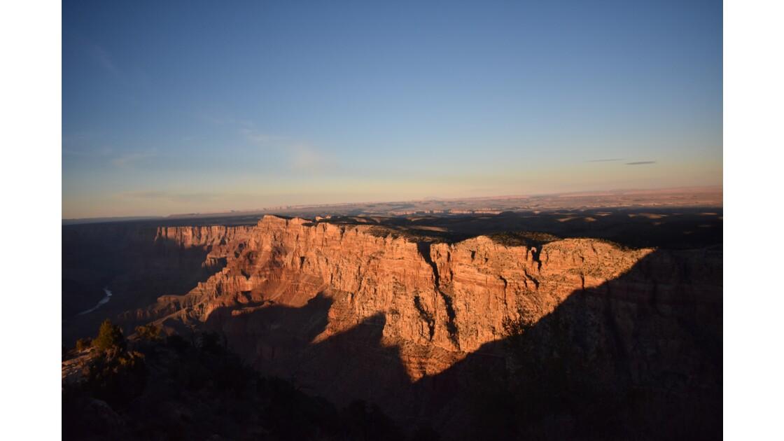 Majestueux grand canyon