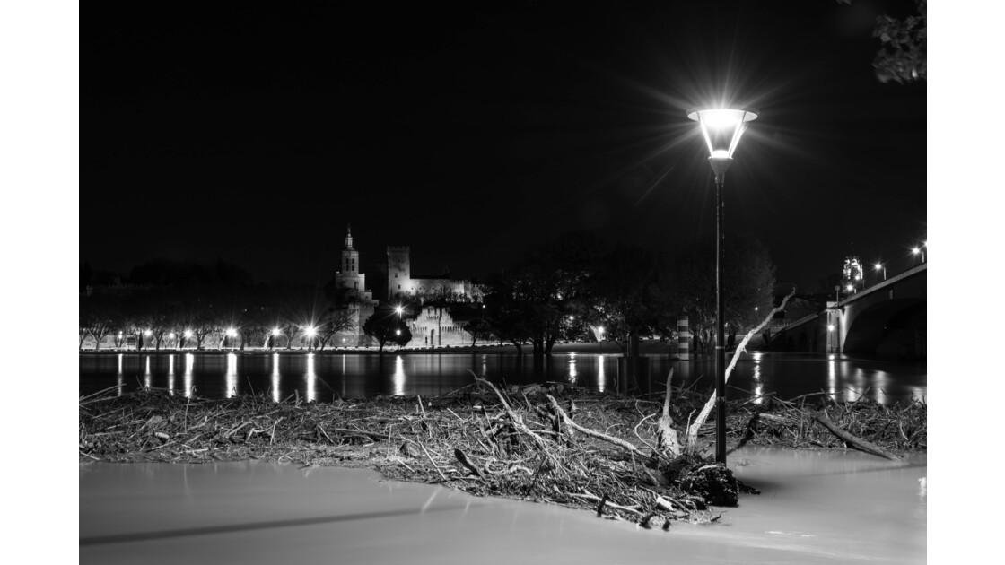 Avignon - inondations