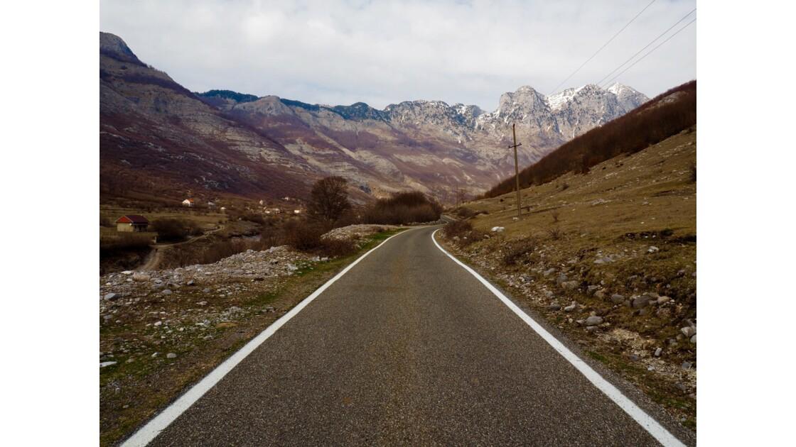 Sur la route du nord