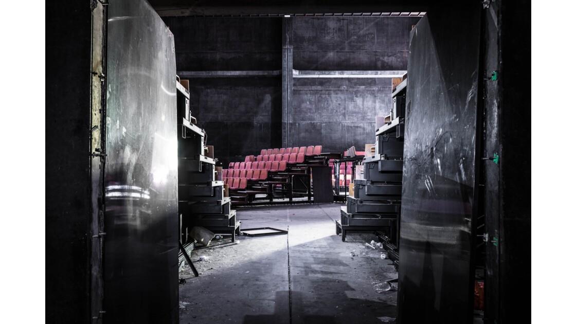 URBEX - Salle de concert