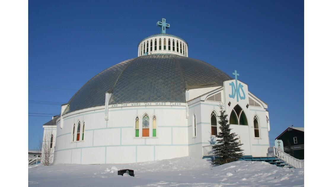 L'église igloo