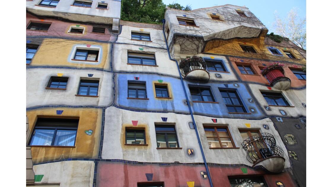 Maison Hundertwasser Vienne