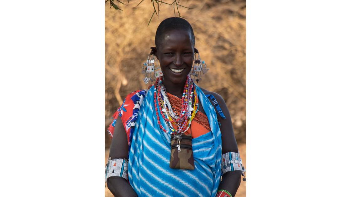 Chez les Maasaï