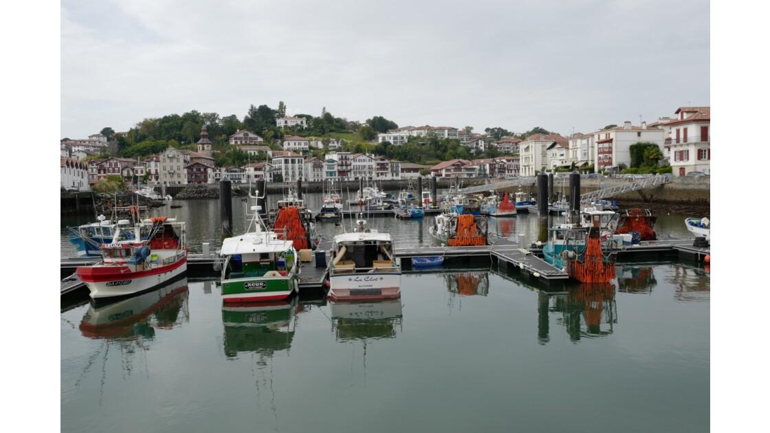 septembre estival sur la cote Basque