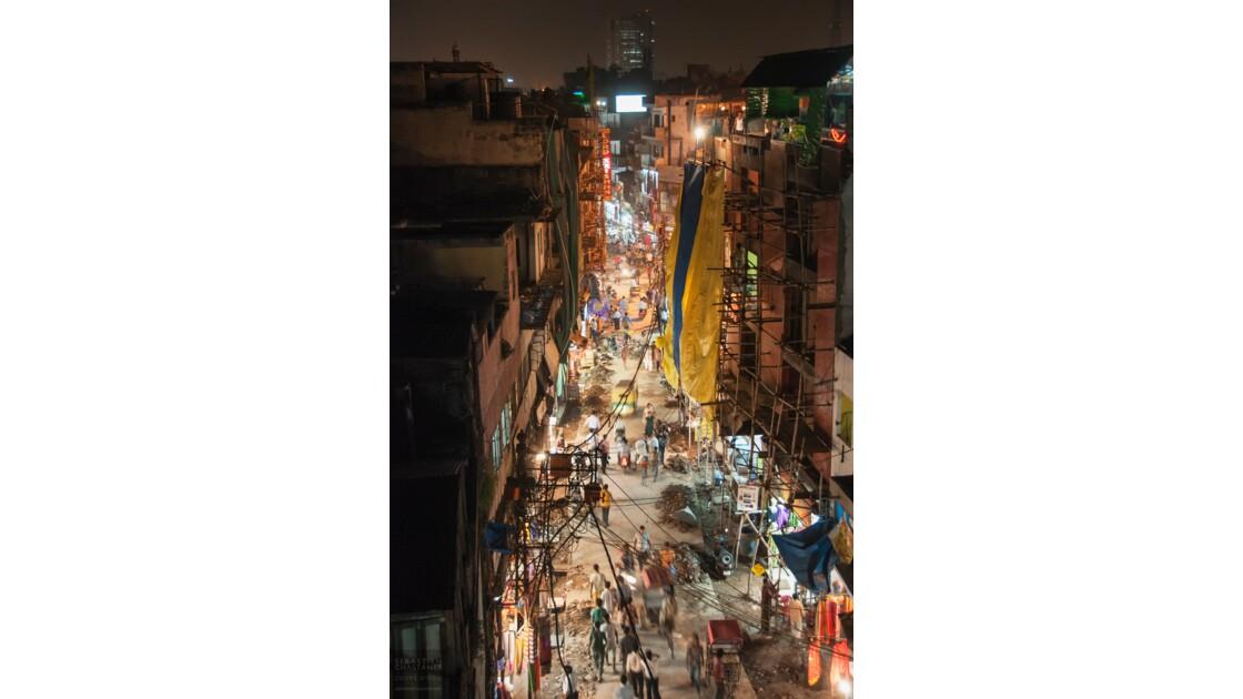 Delhi la nuit
