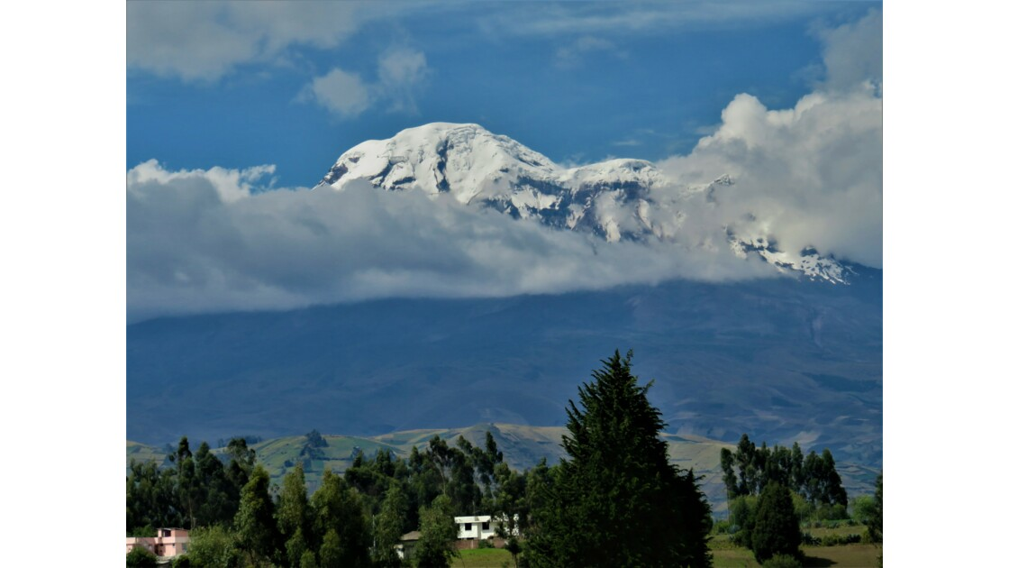 Volcan Chiborazo