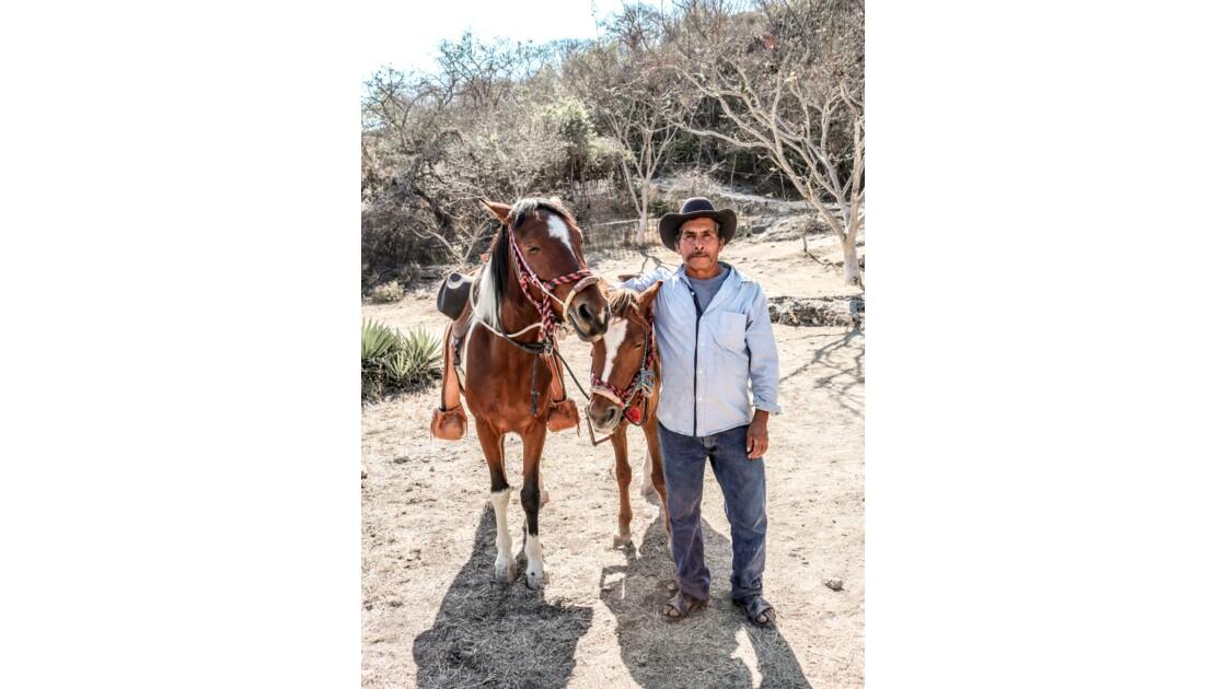 Le Cavalier de Oaxaca