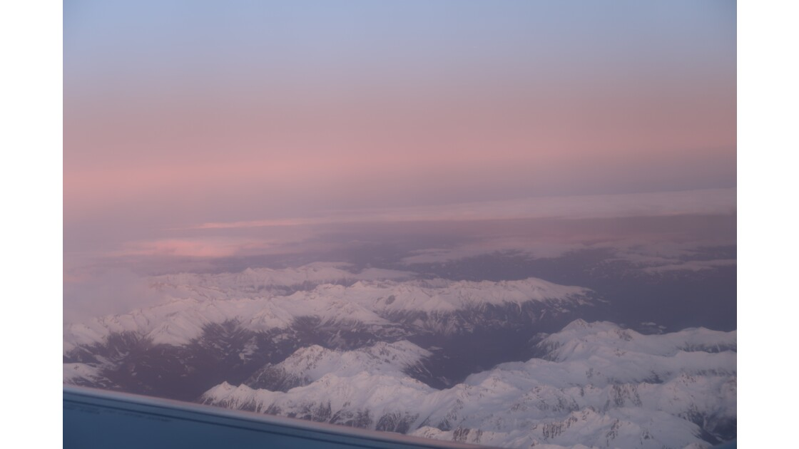 Les Alpes :D