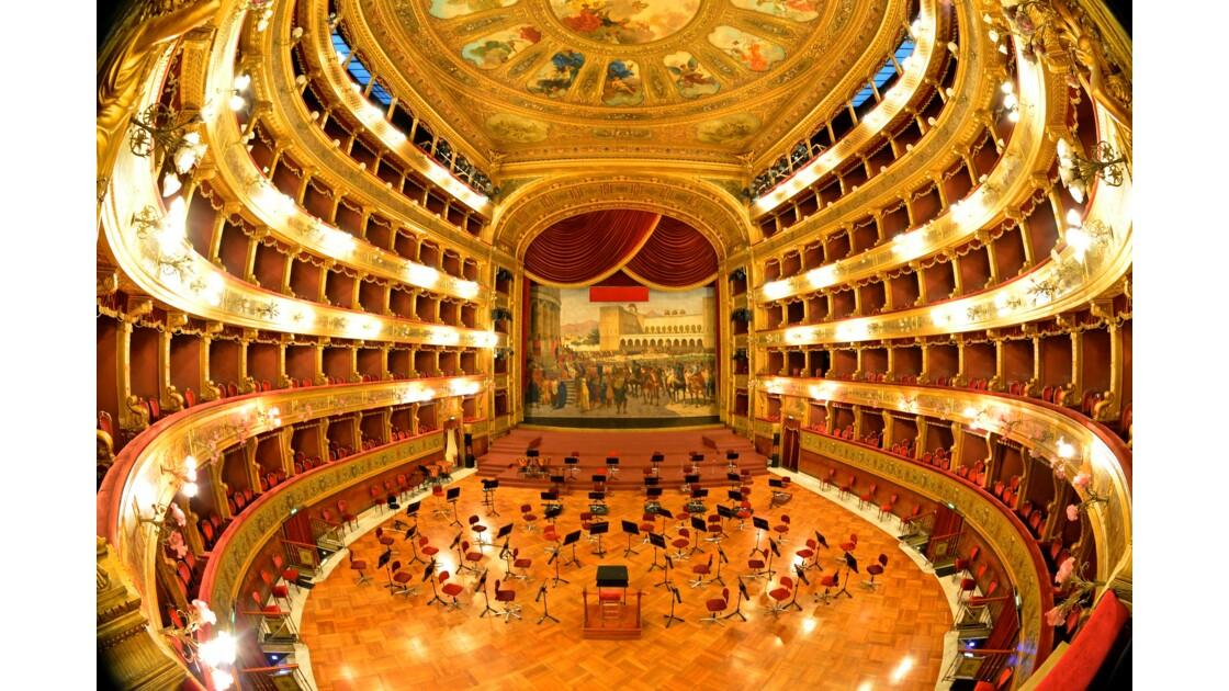 Théâtre Massimo de Palerme