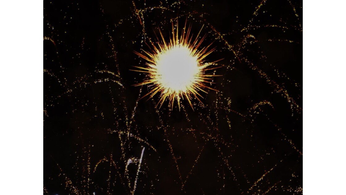 Royan, feu d'artifice