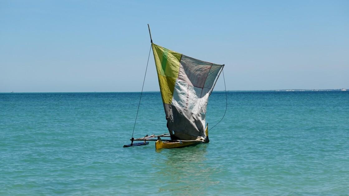 Madagascar Port de pêche d'Ifaty 9