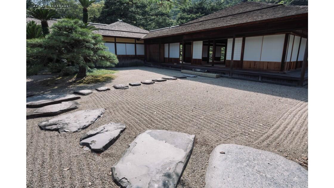 Japon - Ritsurin-kōen