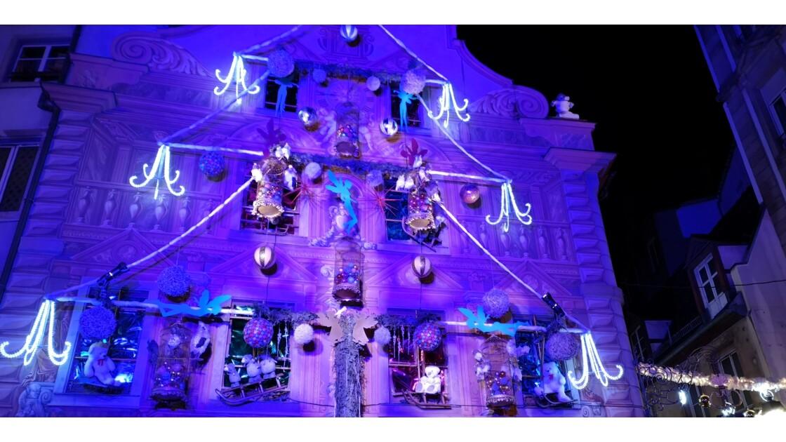 Noël Strasbourg et Colmar
