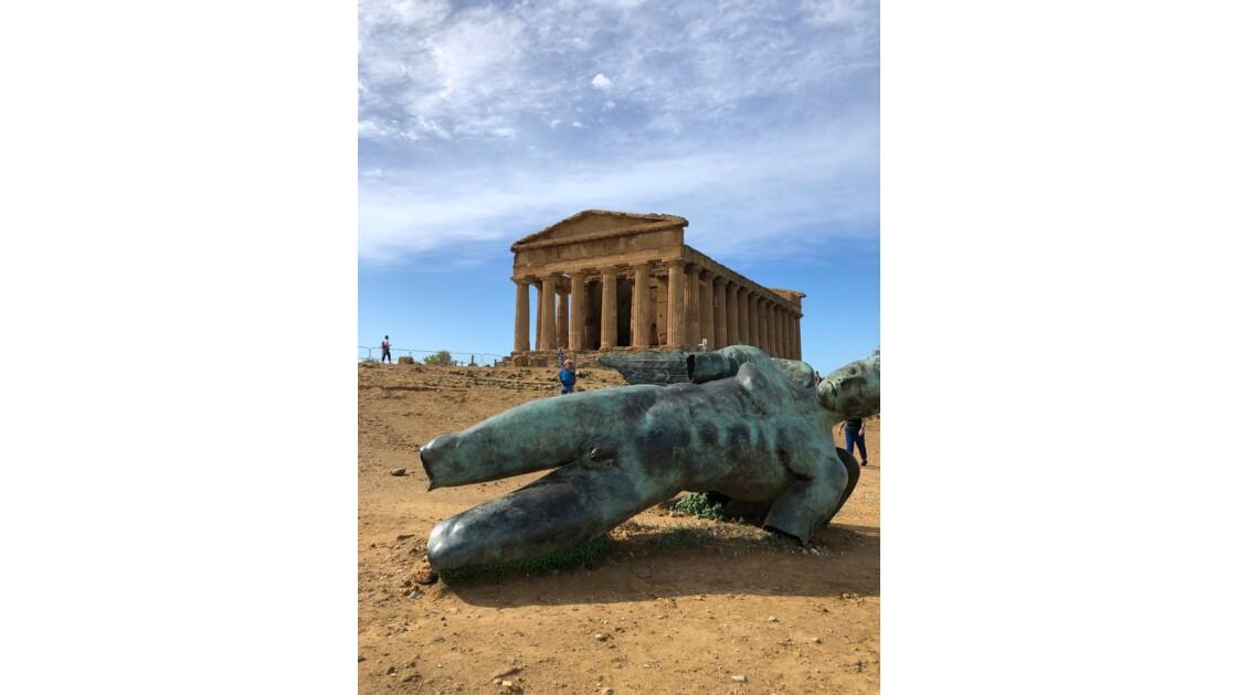 Temple d'Agrigente