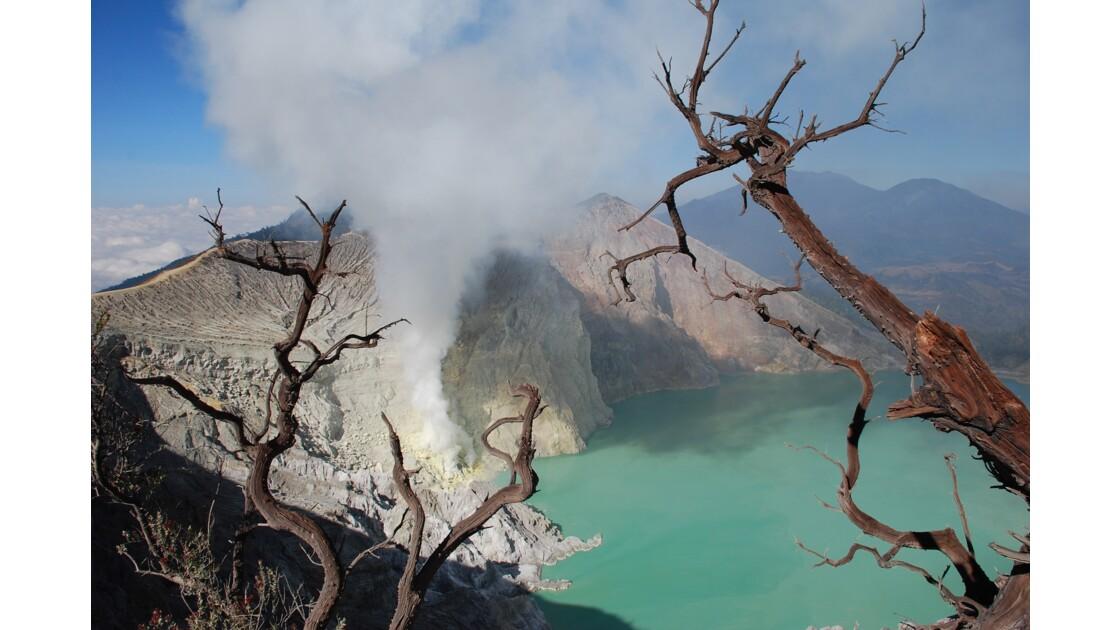 Volcan Ijien