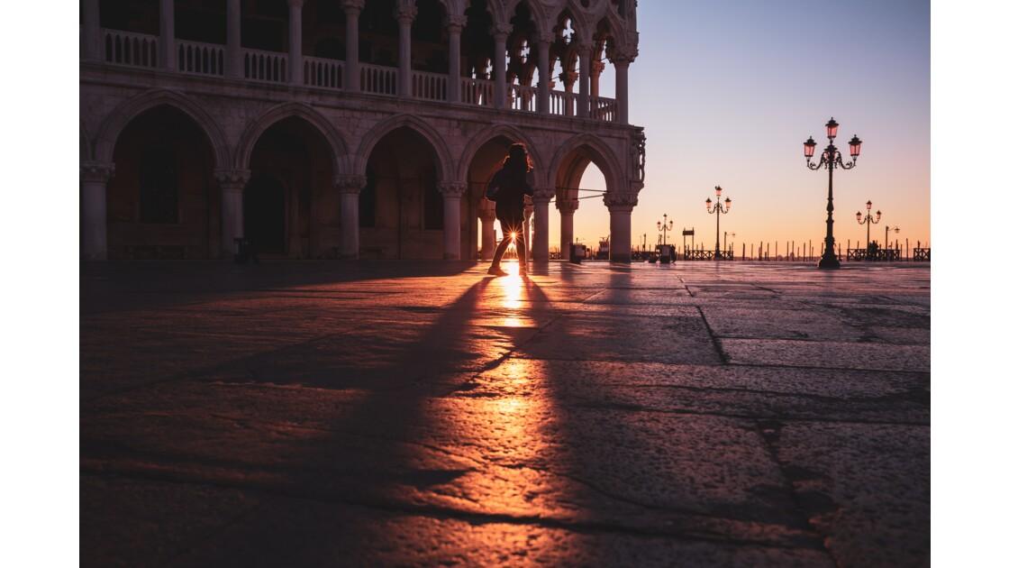 Somewhere in Venice