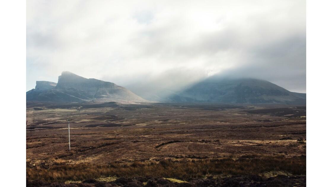 Cuillins - Île de Skye, Écosse