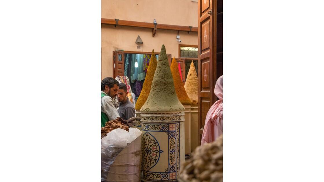 Quartier juif de Mellah