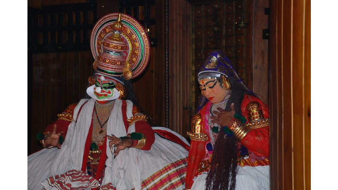 Théâtre du Kathakali