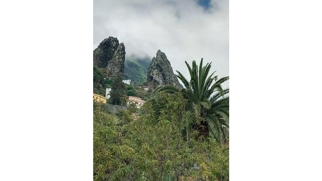 La Goméra  l'île verte des Canaries